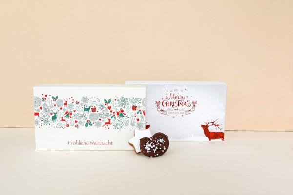 Weihnachtliche Lieblingskekse 12 x 155g