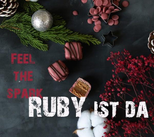 Dominosteine Ruby 150g